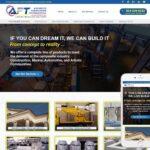 Fabrication Website Design