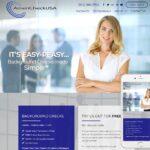 Tenant Screening Website Design