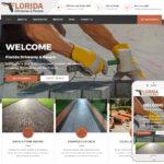 Paver Installers Website Design