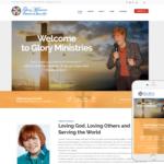 Speaker Website Design
