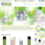 Industrial Chemicals Website Design