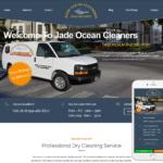 Dry Cleaner Website Design