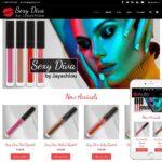 Cosmetic Website Designer