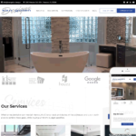 Interior Designer Website Design