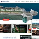 Product Launch Website Design