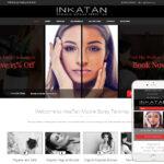 Spray Tanning Website Design