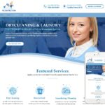 Dry Cleaning Website Design