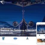 Aircraft Service Website Design