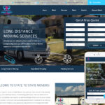 Moving Company Website Designer