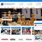 Chess School Website Design