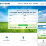 Financial Funding Website Design