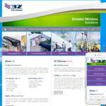 Telecom Website Design