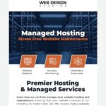 Managed Hosting Takes The Stress Out Of Maintaining Your Website